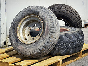 Environmental Recycling vs Fuel Burning | Mobile Tyre Shop