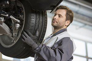 Tyre Pressure Check